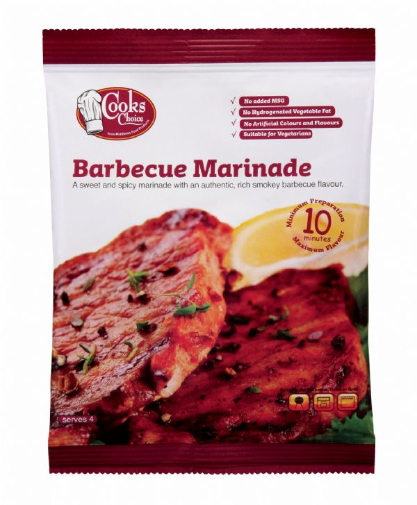 Barbecue Marinade 60g